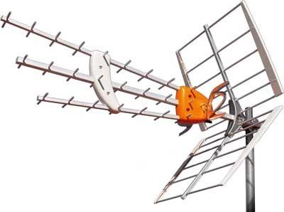 montujemy anteny naziemne w Krakowie