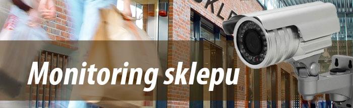 monitoring sklepów i obiektów handlowych