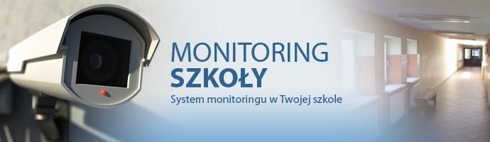 oferujemy monitoring szkół - Krakó i okolice