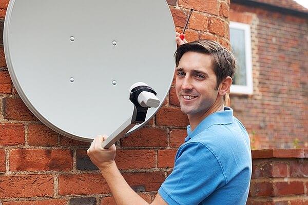 Oferujemy montaż anten telewizyjnych - Kraków i okolice. Zapraszamy